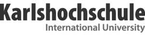 Karlshochschule International University Logo