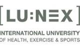 LUNEX - International University of Health, Exercise & Sports Logo